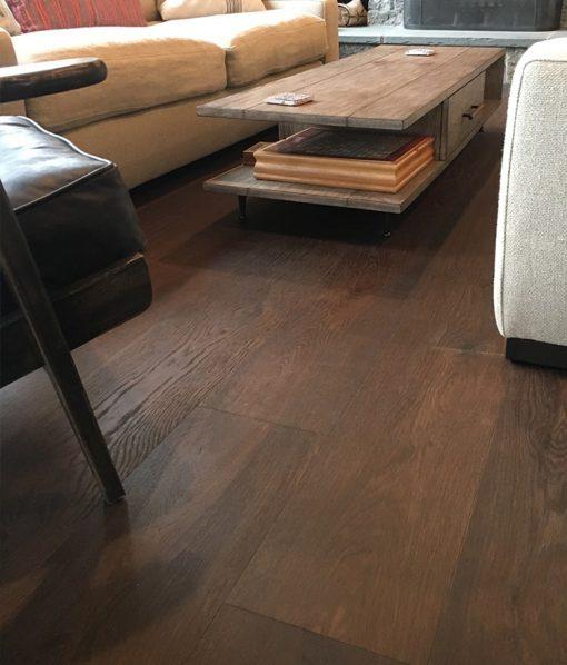 oiled plank hardwood