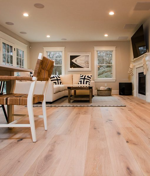 plank hardwood floor nantucket