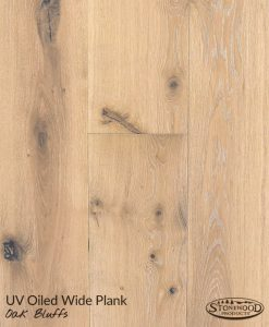 Wide Plank Oak Bluffs Structured Flooring