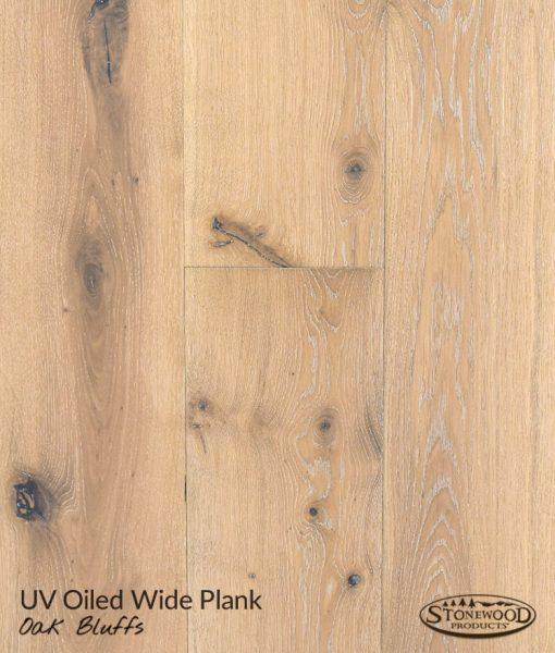 Wide Plank Oak Bluffs Structured Flooring