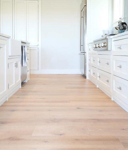 Prefinished Wide Plank Oak Flooring Oak Bluffs