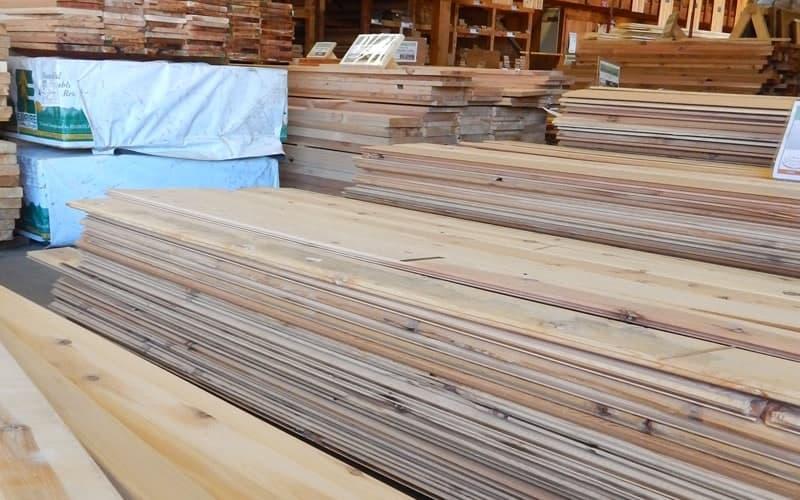pine-boards-shiplap-close-up-warehouse-Cape-Cod-MA-Providence-RI