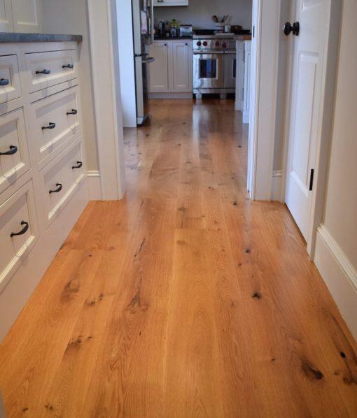 rustiv oak plank