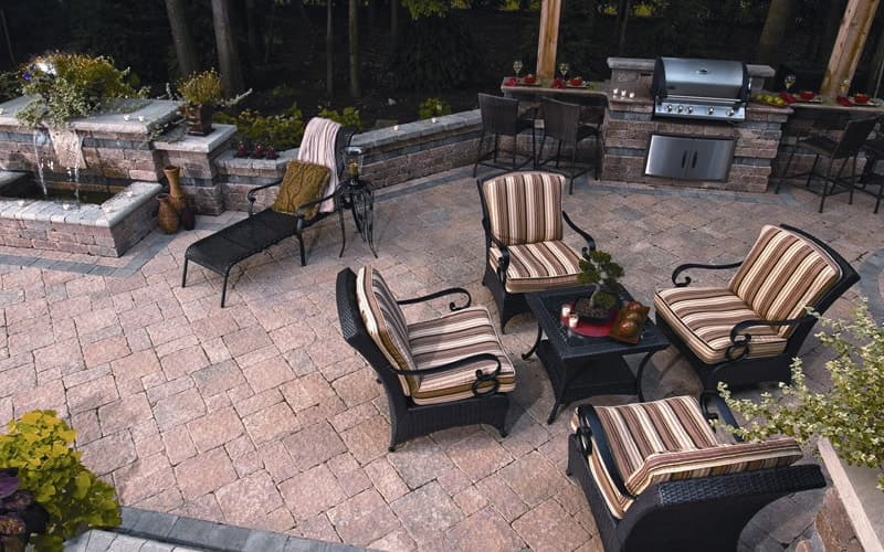 unilock pavers cape cod boston