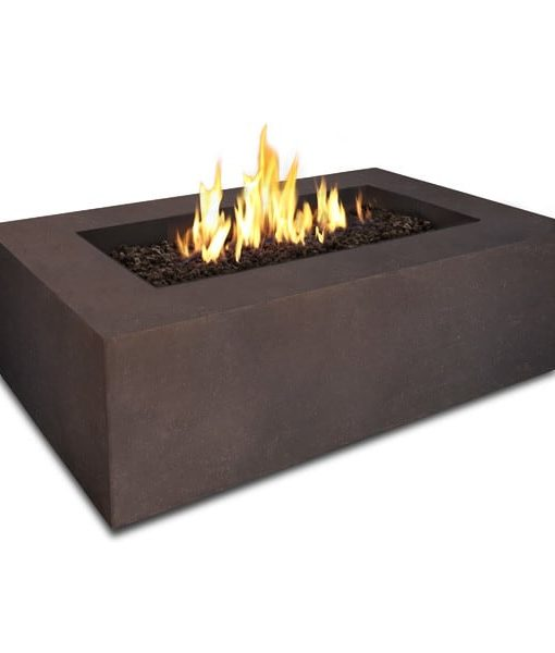 fire pit rectangular