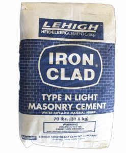 mortar cement