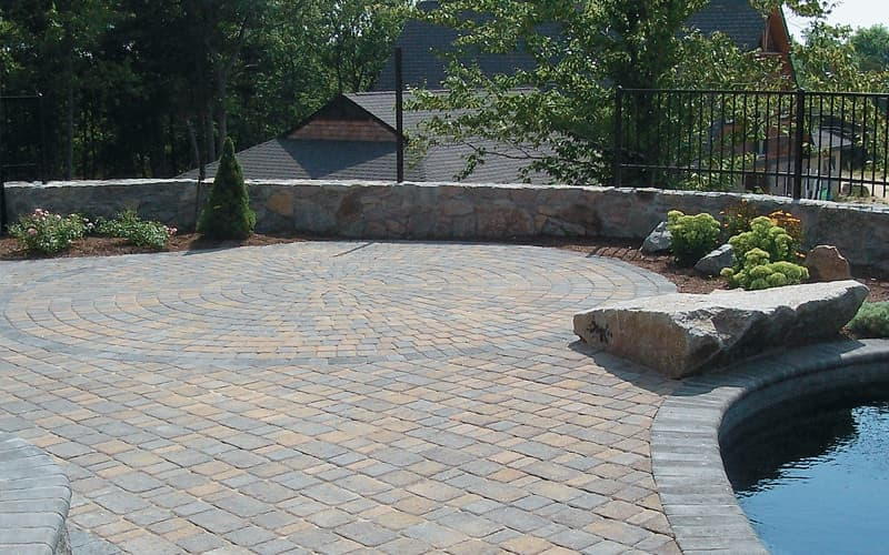 unilock pavers cape cod