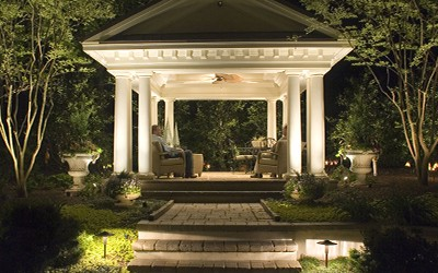 Landscape Lighting Cape Cod Outdoor