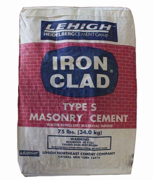 mortar type s cement cape cod MA