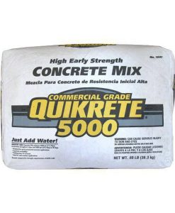 concrete mix - masonry supplies