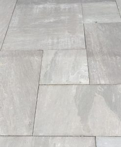 stone pavers walkway