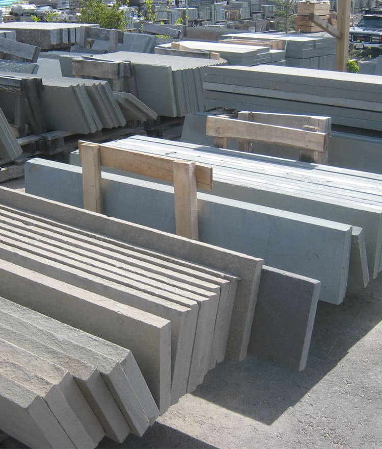 bluestone pavers treads steps wholesale Cape Cod MA