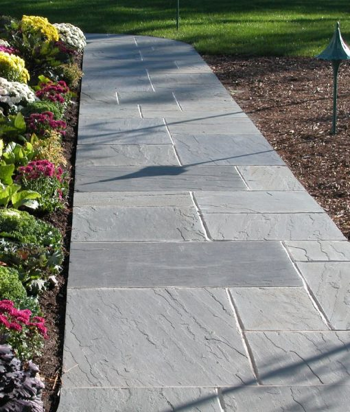 bluestone pavers natural cleft walkway pool patio Cape Cod Nantucket Boston
