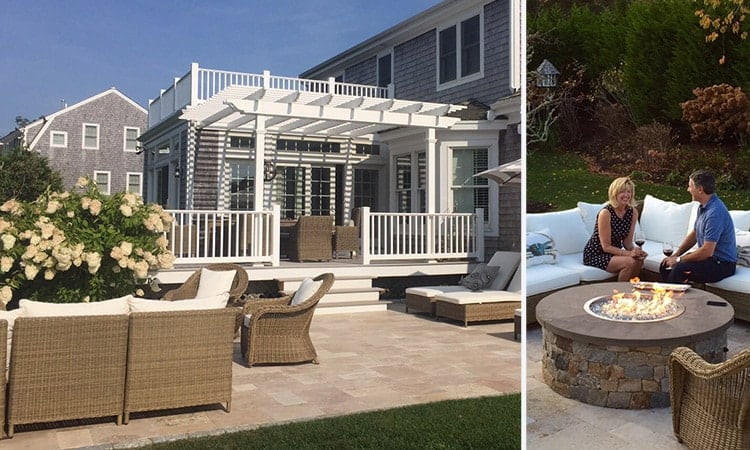 outdoor living cape cod