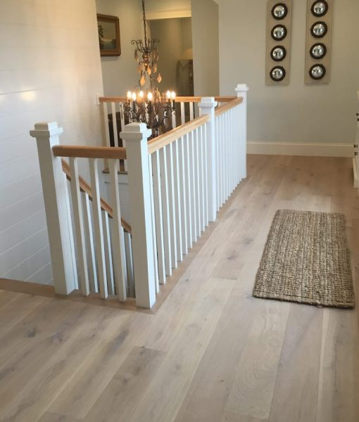 Wide Plank Engineered Hardwood Flooring Fogg Stonewood