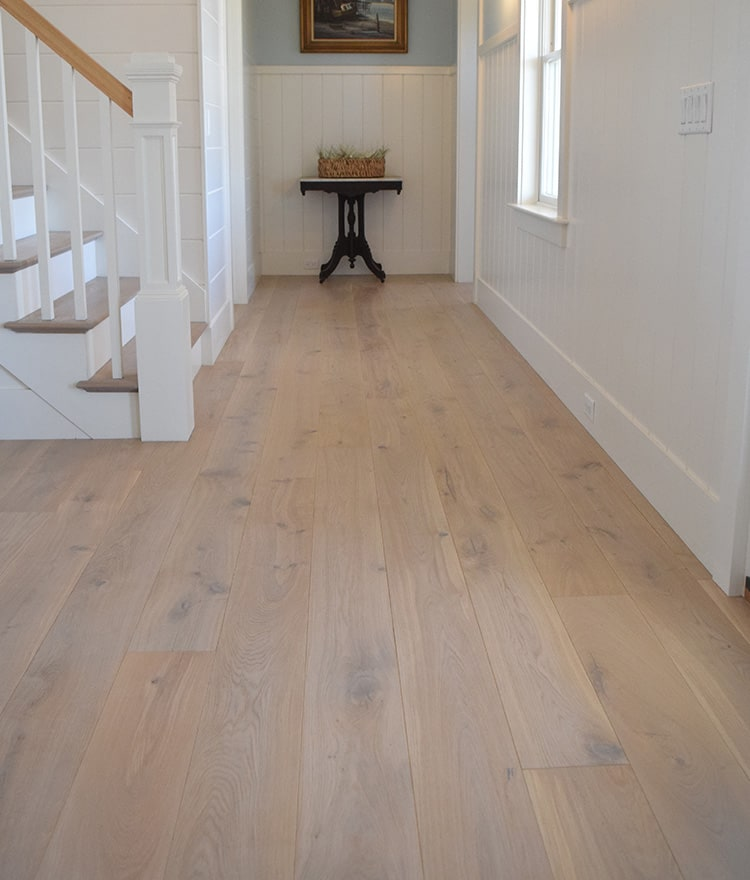 wide plank hardwood flooring - Wide Plank Engineered Hardwood Flooring Fogg Stonewood Products