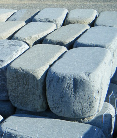 bluestone cobblestones tumbled