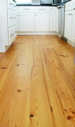 heart pine flooring Cape Cod MA