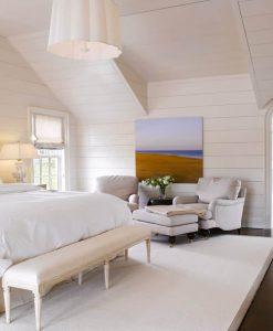 shiplap poplar paneling white