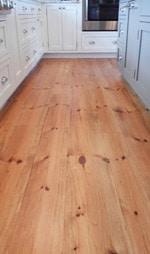 pumpkin pine flooring plank Cape Cod Orleans Eastham Brewster MA