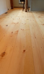 pine flooring wide plank Cape Cod Harwich Dennis Chatham MA