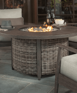 Ebel Round Luxury Fire Pits