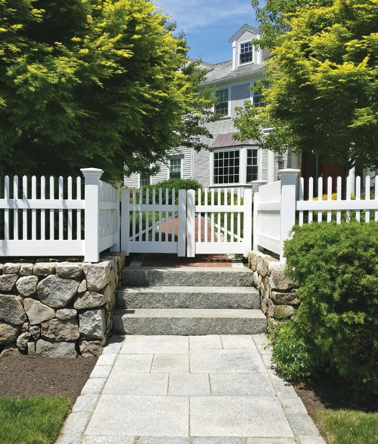 Granite Patio Pavers Salt Pepper Easy Installation - Granite patio pavers