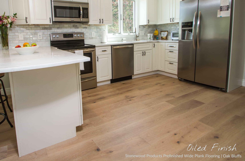 Oiled Finish Hardwood Floors   Oil vs. Polyurethane