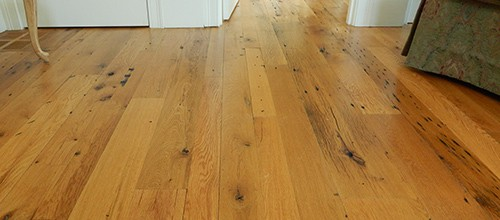 wood flooring reclaimed oak