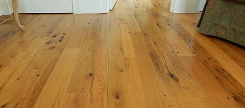 wood flooring reclaimed oak