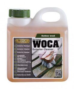 Deck cleaner WOCA exterior cleaner