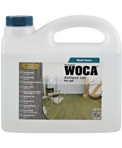 WOCA driftwood flooring lye 2.5l