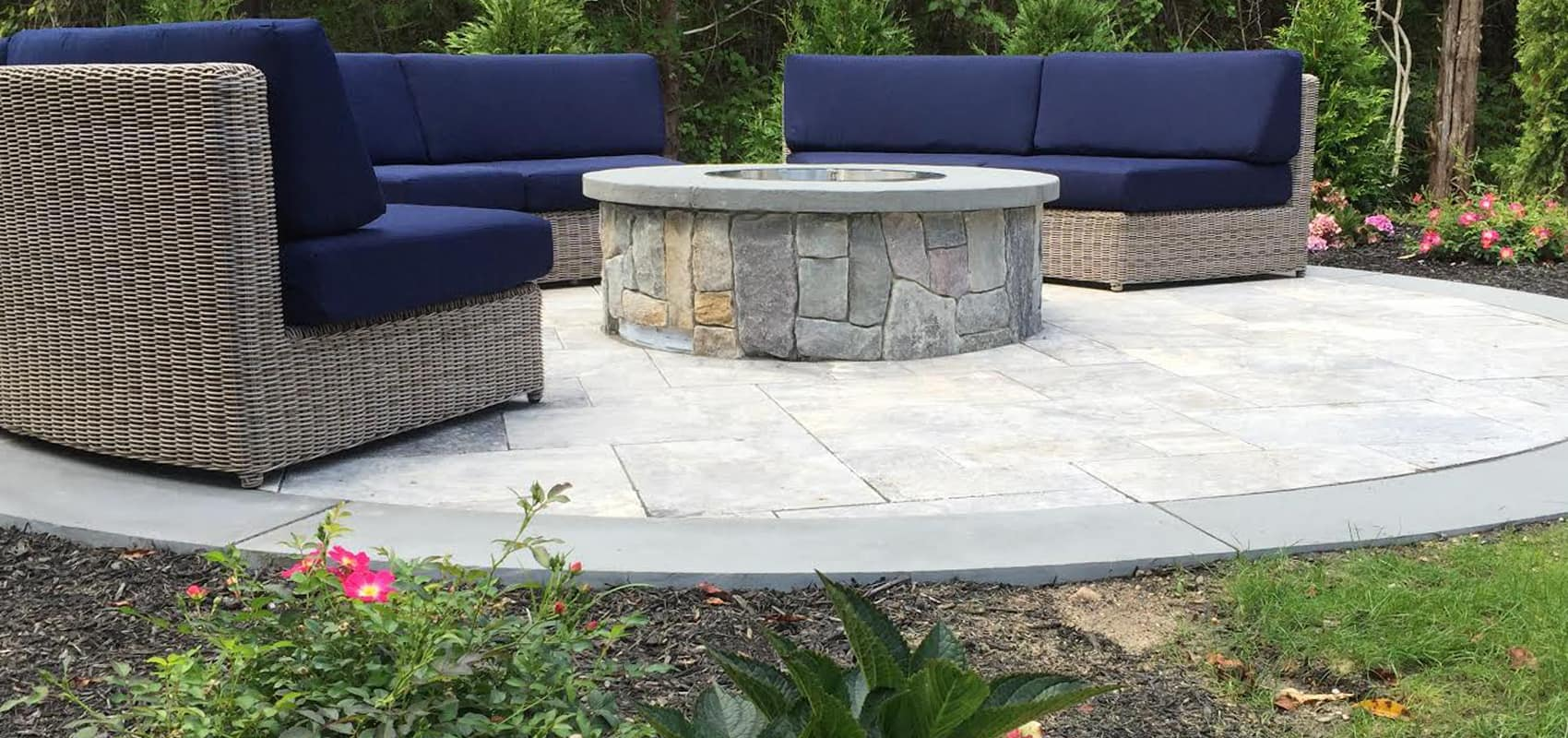 Fire Pits   Stone and Regular Kits   Gas Wood Powered ...