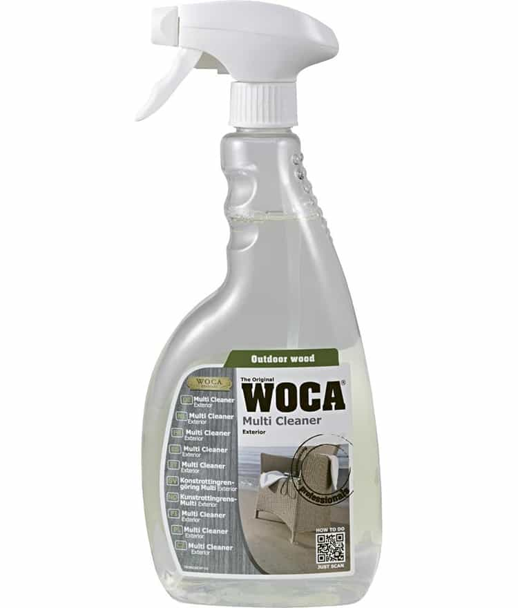 Outdoor furniture cleaner woca multi cleaner ships for Outdoor furniture cleaner
