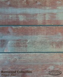 red-barnwood-wallboarding