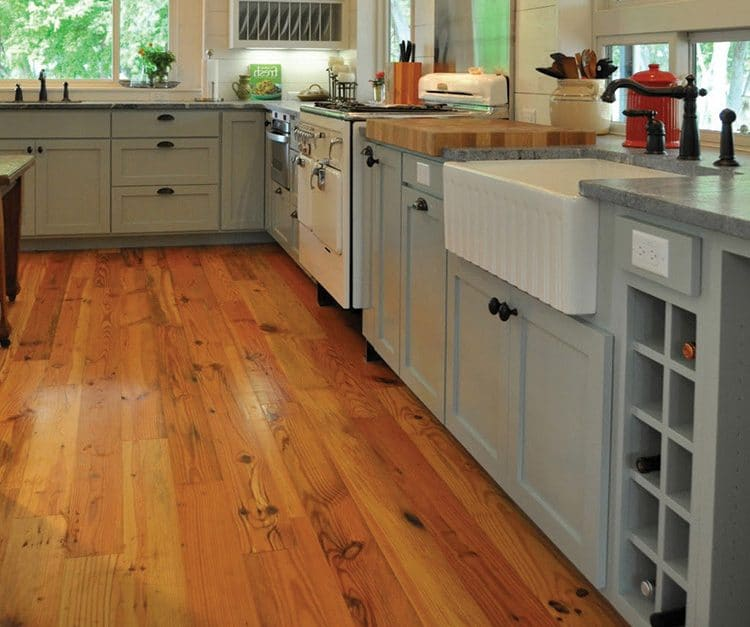 How To Choose Which Pine Floor Is Right