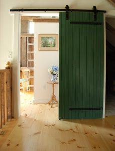 Wide Plank Eastern Pine Flooring