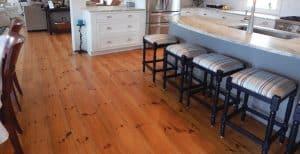 Pumpkin Pine Flooring