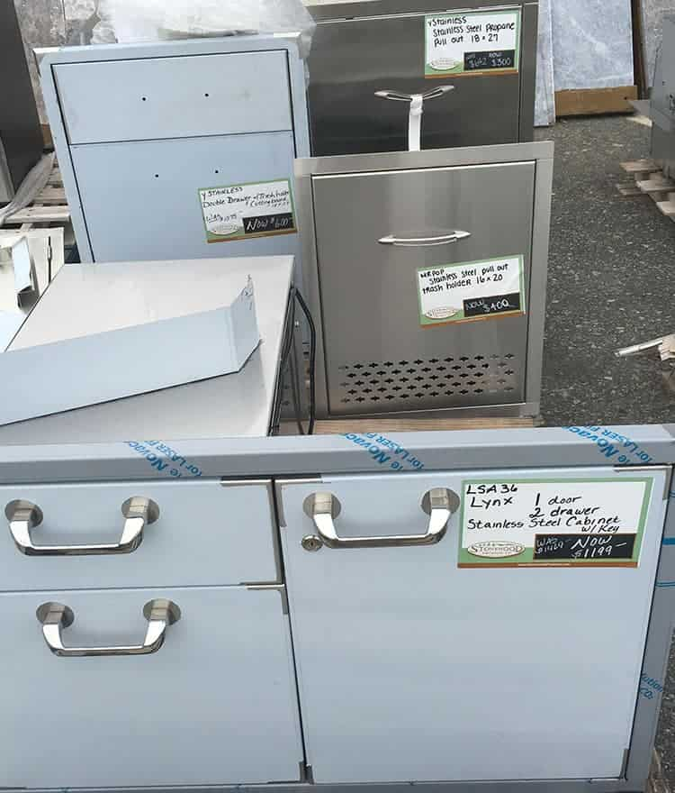 Outdoor Kitchen For Sale: Stonewood Products