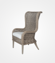 Ebel Bellevue Host Outdoor Dining Chair