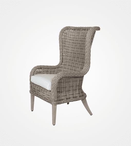 Ebel Bellevue Host Outdoor Dining Chair
