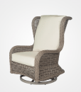 Ebel Bellevue Club Swivel Chair