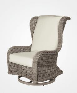 Ebel Bellevue Club Swivel Chair