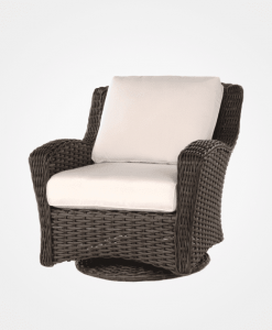 Ebel Dreux Club Swivel Glider Chair