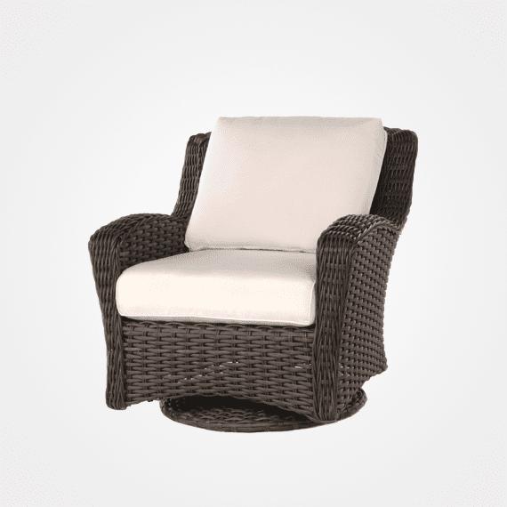 Ebel Outdoor Furniture Dreux Club Swivel Glider ...