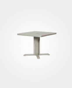 """Ebel Portofino 36"""" Square Outdoor Dining Table"""