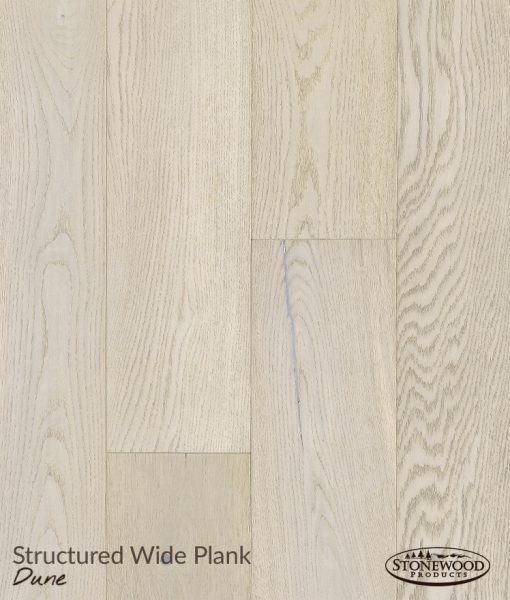 Dune - Wide Plank French Oak UV-Finished Flooring