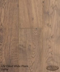 Engineered Wide Plank French Oak Copley