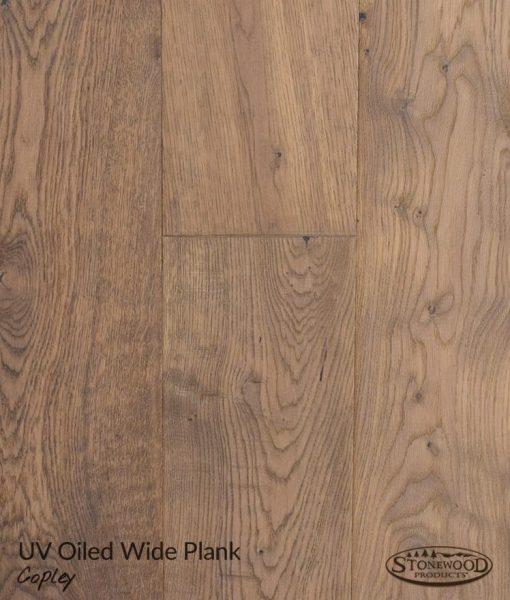 Engineered Wide Plank French Oak Copley