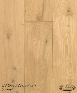 Sawyer Mason Wide Plank Wood Floors - Sconset